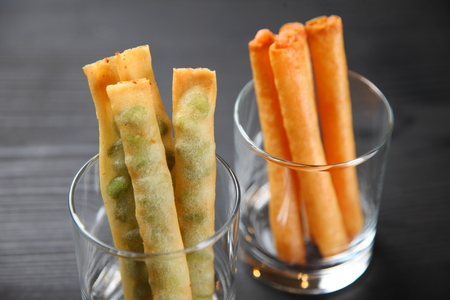 stick spring rolls