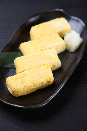 Japanese Rolled Omelet 스톡 콘텐츠 - 120939046