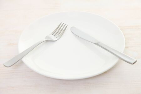 knife and fork meaning DO NOT TAKE