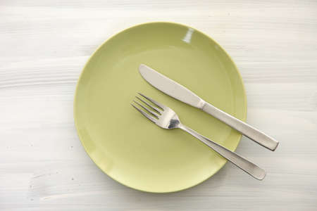 knife and fork meaning FINISHED