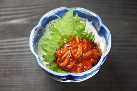 Korean Salted Squid