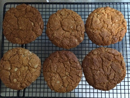 anzac: Anzac Biscuits
