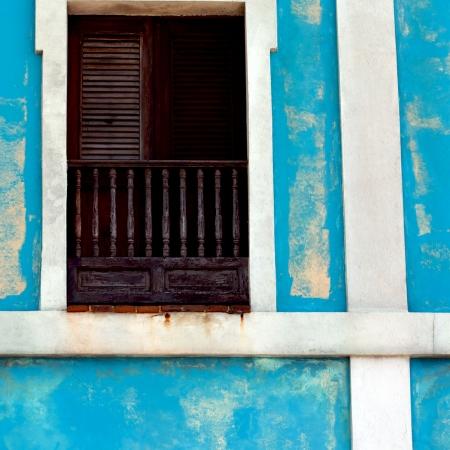 Viejo San Juan la capital de Puerto Rico Foto de archivo - 3508869