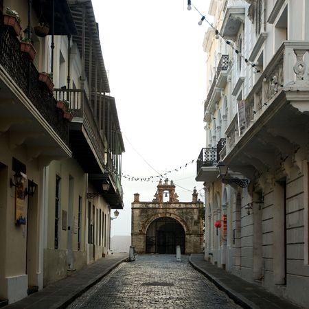 Viejo San Juan la capital de Puerto Rico Foto de archivo - 3508910