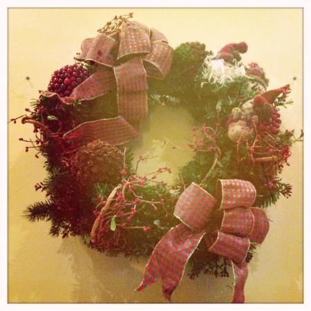 Christmas reef Reklamní fotografie