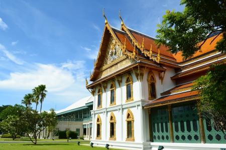 chan: Sanam Chan Palace, King Rama 6 , Nakhon pathom, Thailand Editorial