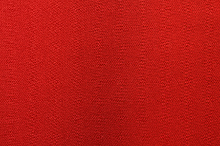Rode doek achtergrond Stockfoto