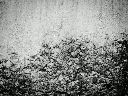 silvered: Sand on silvered background
