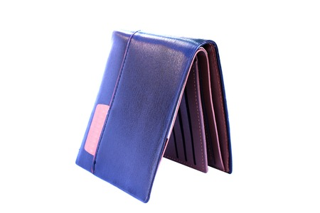 empty wallet: wallet on isolated
