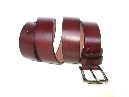 waistband: waistband on isolated white Stock Photo