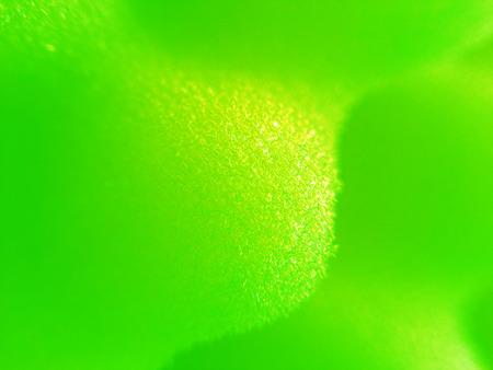 green sponge background