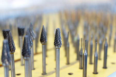 Group Drill Bit background