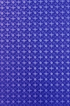eva: Blue Eva foam texture Stock Photo