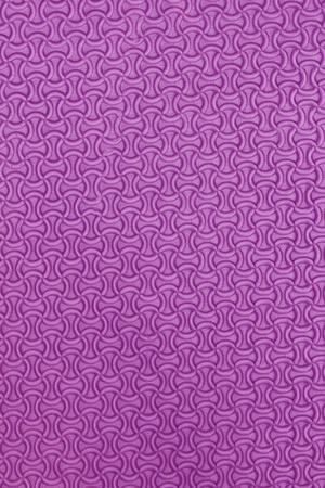 Purple Eva foam texture Stock Photo