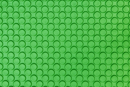 Green Eva foam texture Stock Photo