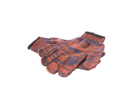 Glove on isolated