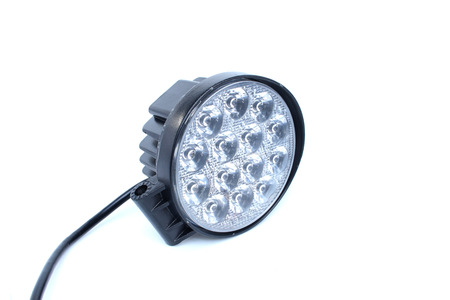 LED SPOTLIGHT ISOLATED