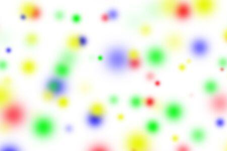 abstract blur bokeh background Archivio Fotografico
