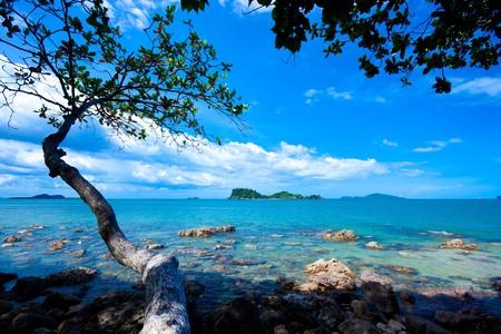 ocean  paradise 1 Stock Photo