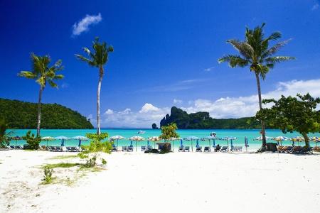 Phi Phi island, Thailand Stock Photo - 10302308