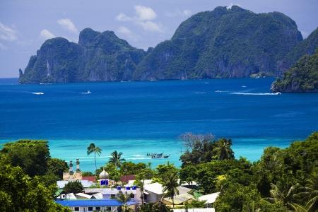 koh: Isla de Phi Phi, Tailandia