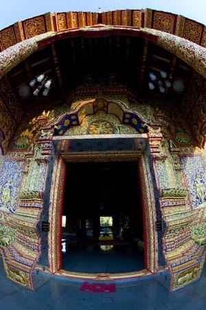 Wat Prabudabath Si Roi  Mae Rim, Chiang Mai  Thailand   photo