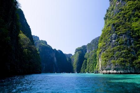 Hat Noppharat Thara Mu Ko Phi Phi National Park  Krabi Thailand