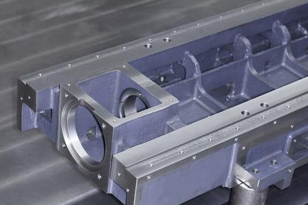 CNC machining center ,Horizontal Machining Center,Production parts