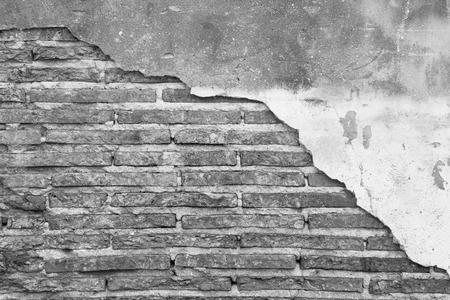 れんが造りの壁テクスチャの背景。