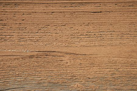 cranny: texture of old painted wood in bown
