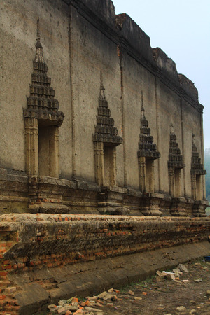 wiwekaram: old Wat Wang Wiwekaram