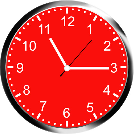 Reloj creativo. Foto de archivo - 35897649