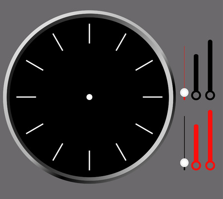 clock face blank royalty free cliparts vectors and stock