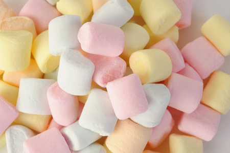 puffy: small colored puffy marshmallows