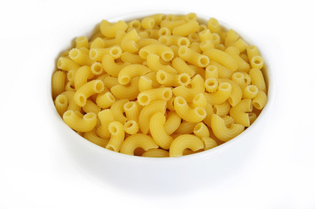 macarrones: italian pasta macaroni