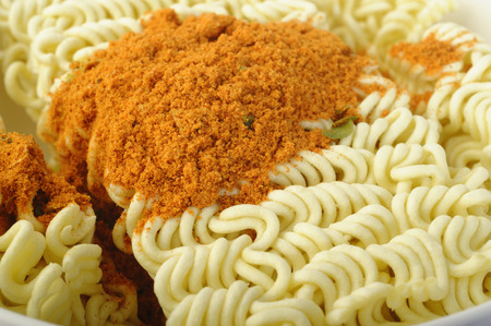 flavoring: dry instant noodles with flavoring