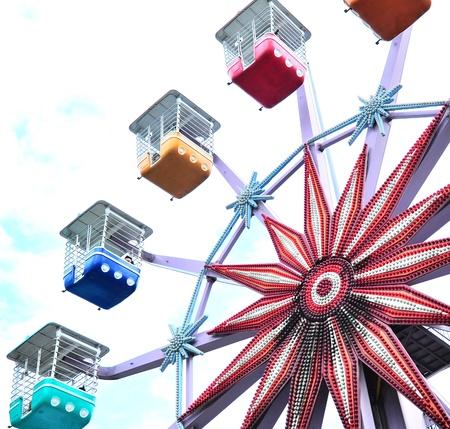 trone: Ferris Wheel