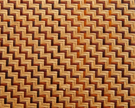 Thai weave pattern  photo