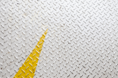 diamondplate: steel floor rust background