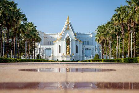 View of Wat Thasung, Uthai Thani, Thailand