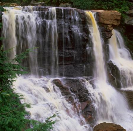 blackwater: Blackwater Falls   Blackwater Falls State Park,WV