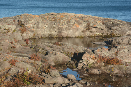 Lake Superior Rockscapes - Minnesota North Shore
