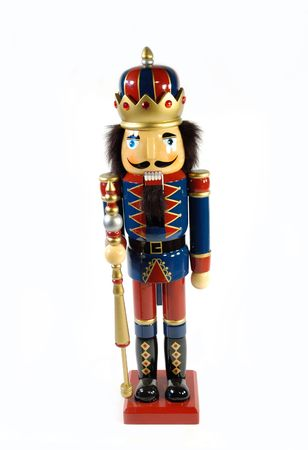 trooper: Nutcracker christmas ornament