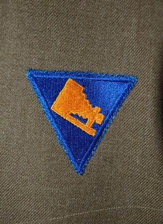 Military photographers badge 版權商用圖片