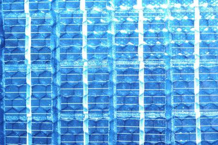 alternate: modern solar cell generating alternate energy