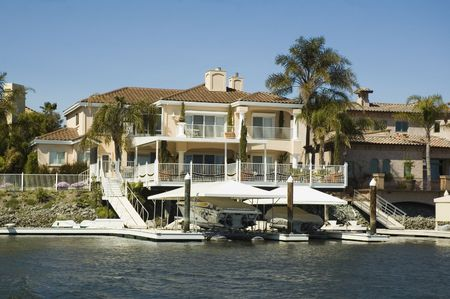 california delta: Executive home in a housing commuinity in Northern California with waterfront access to the delta