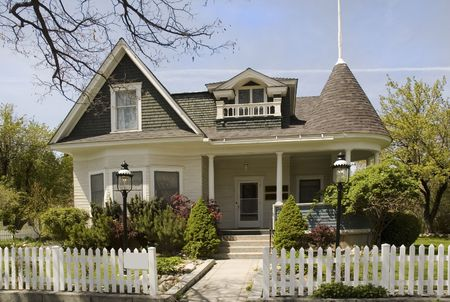 Victorian home in Nevada Stock Photo - 921321
