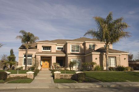 Exécutif de la maison dans le nord de la Californie Banque d'images - 2630587
