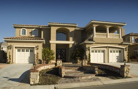Executive home in Northern California  photo