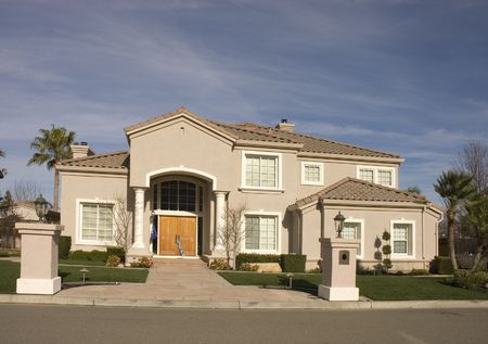 windows: Executive home in Northern California